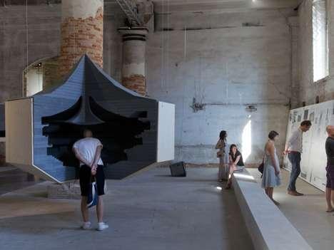 Sneak-Peek Architectural Installations