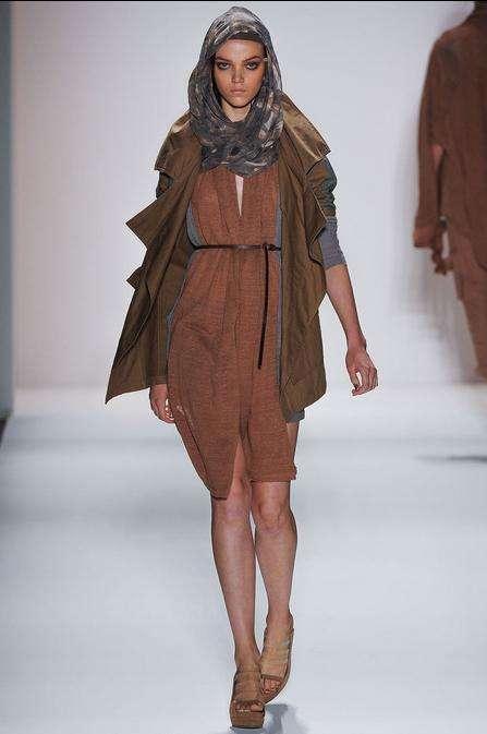 Chic Saharan Desert Wear