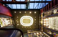 Victorian Perfume Retailers - The Diptyque London Store by Christopher Jenner Reinvents Luxury