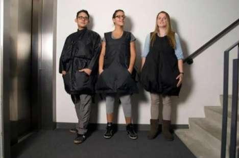 Bag-Converting Coats