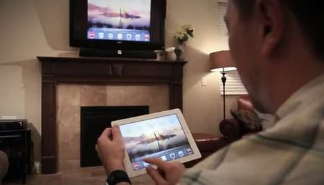 Multiplatform Linking Systems - Airbridge Lets You Stream Content on Your TV Via Mobile Devices