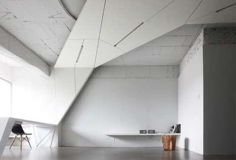 Structure-Wrapped Interiors