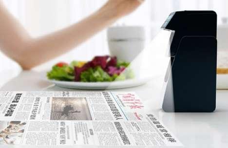 Hi-Tech Projected Gazettes