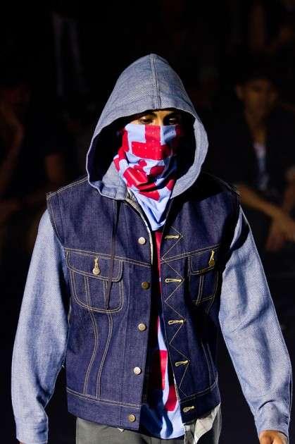 Masked Vigilante Street Wear
