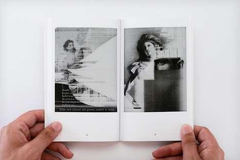 Damaged E-Reader Paperbacks
