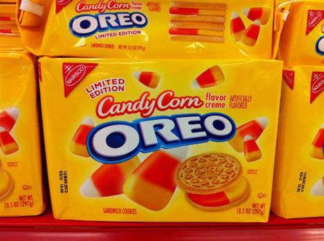 Festive Halloween-Inspired Cookies