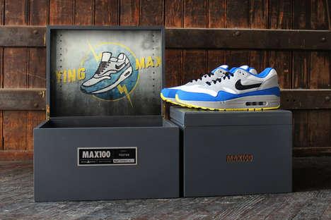 Exclusive Art Sneaker Pairings