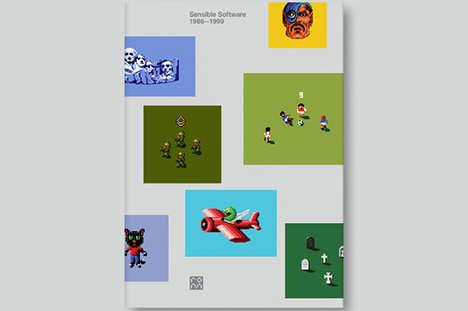 16-Bit Nostalgia Books