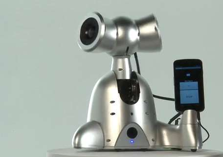 The 'Shimi' Music Robot is Interactive and Intelligent