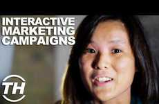 Interactive Marketing Campaigns - Trend Hunter Shiori Mine Talks Engagement Through Advertising
