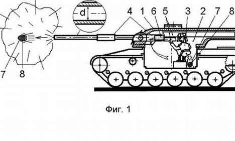 Poop-Firing Tanks