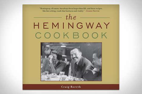 Prose-Inspired Cookbooks