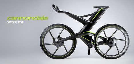 Shapeshifting Bicycles