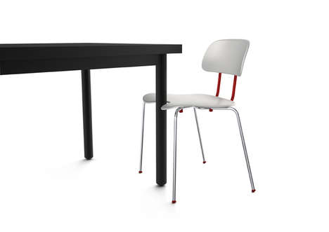 Table-Straddling Seating