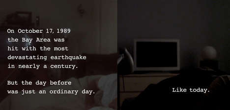 Thoughtful Disaster-Warning Ads - The FEMA/Ad Counceil 'The Day Before' Spot is Emotional