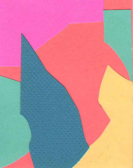 Colorfully Abstract Collages