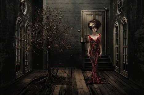 Darkly Opulent Photography