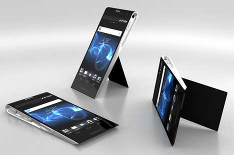 Honed Concept Cellphones