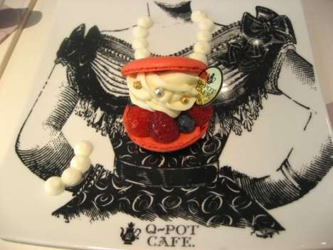 The Q-Pot Cafe Offers Tasty Jeweled Designs That Will Tickle Your Taste Buds