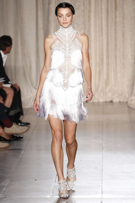 Jewel-Encrusted Eveningwear