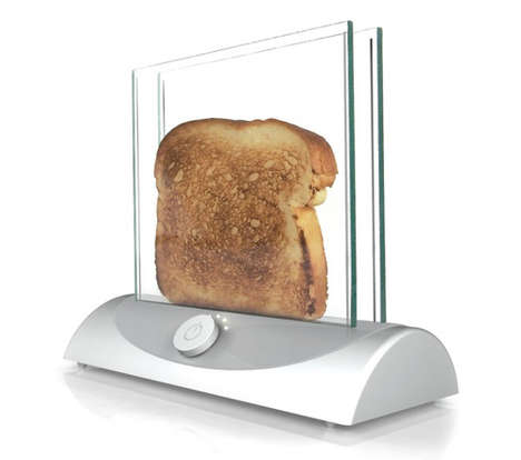 Translucent Toasting Tools