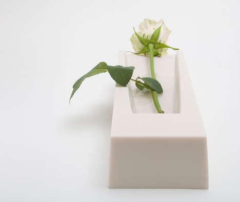Loss-Inspired Vases