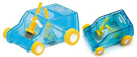 Toy Truck Desk Sweepers
