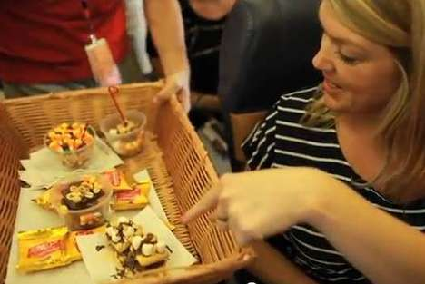 Airplane Culinary Competitions