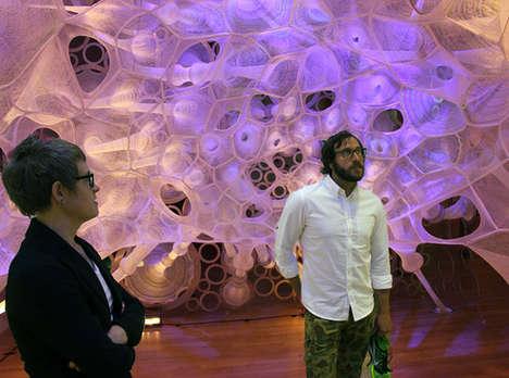 Biologically-Inspired Installation