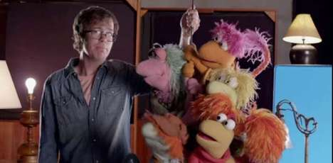 Ben Folds Five Teams Up with Fraggle Rock for the 'Do it Anyway' Video