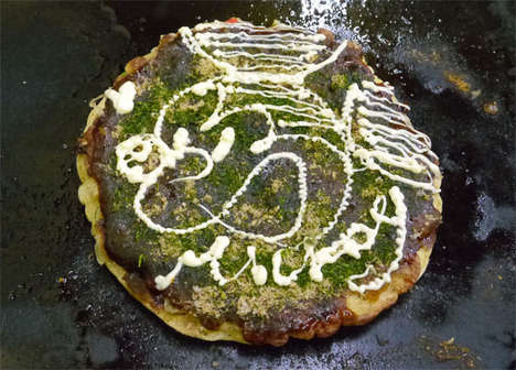 Asian Pancake Artistry