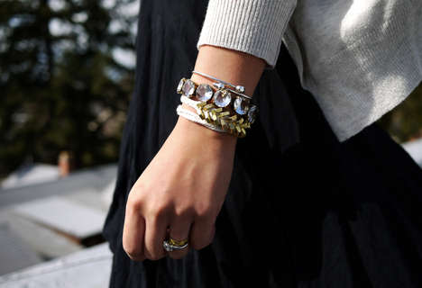 The 'Braided Hex Nut Bracelet' is Inexpensive and Effortless