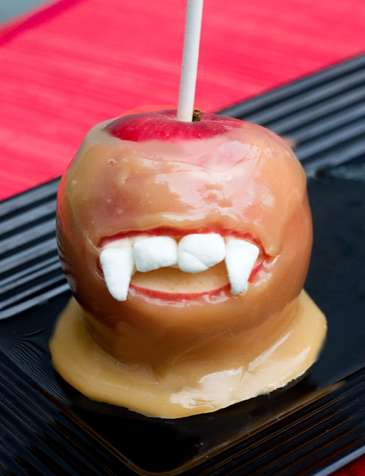 Delicious Fanged Desserts