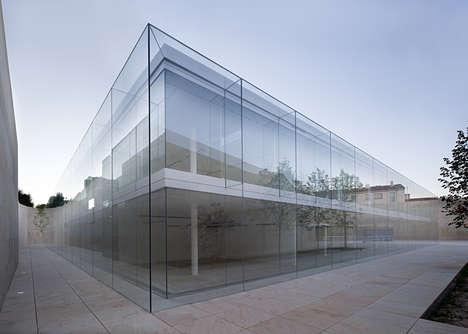 Double Skin Glass Buildings