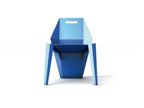 Sharp Stackable Seating