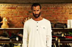 Tailored Comfy Casual Wear - The Uniforms for the Dedicated 2012 Fall/Winter Lookbook is Dashing