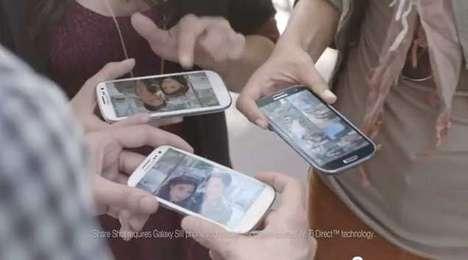 Smartphone Addiction Ads