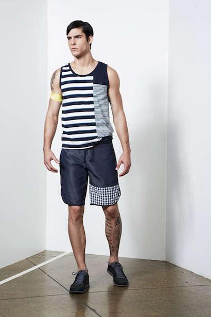 Tech-Inspired Menswear