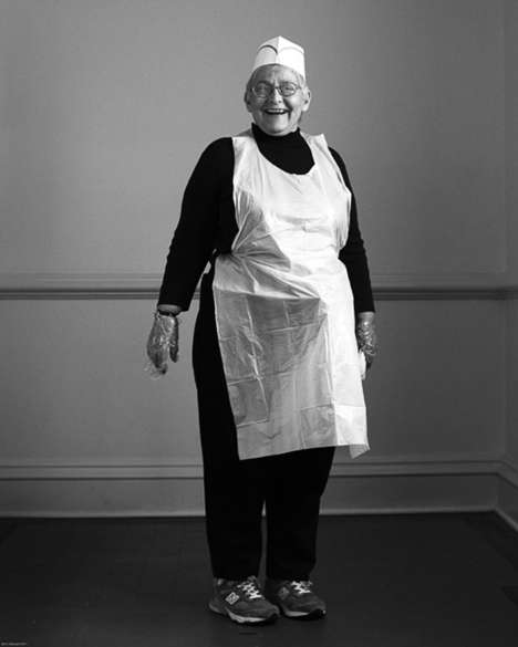 Soup Kitchen Portraits