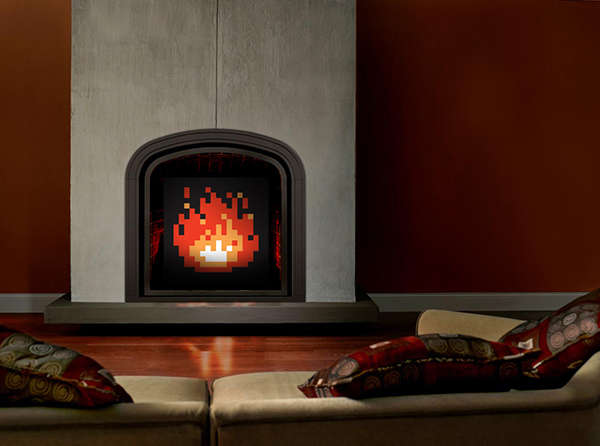 60 Fashion-Forward Fireplaces