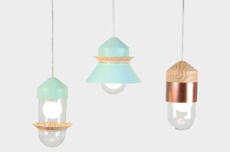 Quirky Contemporary Lighting