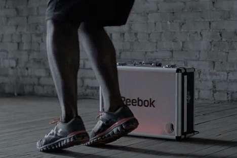 Footwear Container Speakers