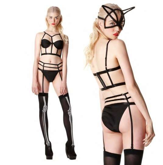 100 Examples of Seductive Halloween Attire
