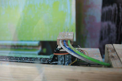 Artistic Robot Paintings