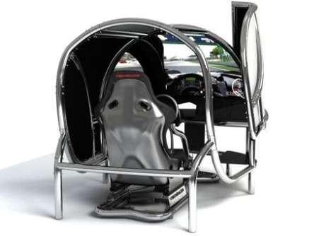 Realistic Racing Simulators