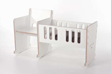 Crib-Chair Hybrids