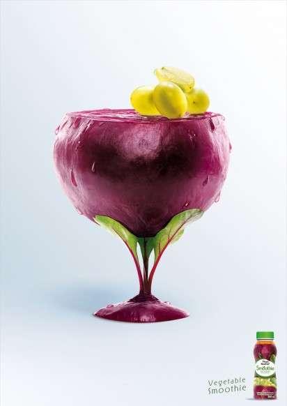 Veggie Goblet Ads