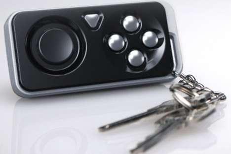 Multifunctional Hi-Tech Keychains