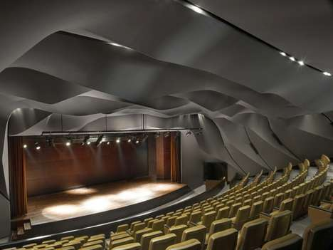 Rippled Ceiling Theatres
