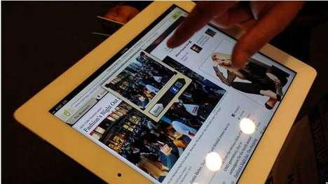 Effortless Social Sharing Apps